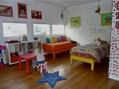 clindren bedroom